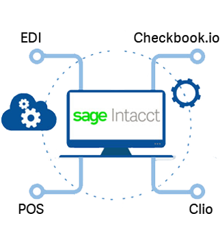 sage intacct products apps
