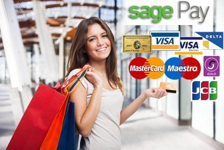 Sage Pay's payment system