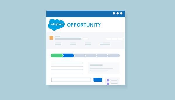 salesforce sage integration opportunity