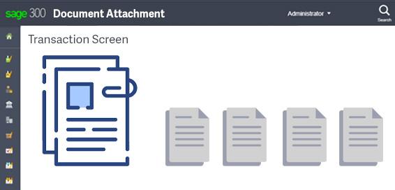 Greytrix Document Attachment