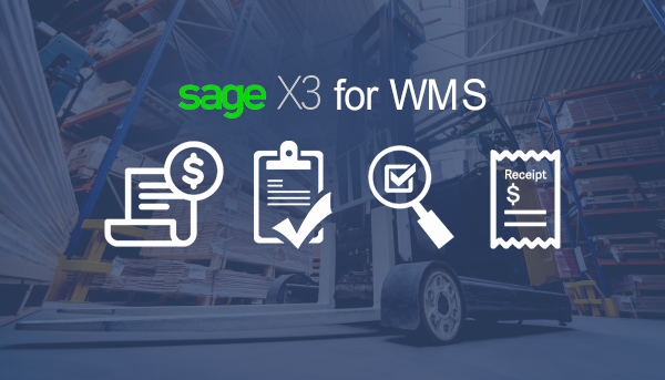 WMS and Sage X3 integration