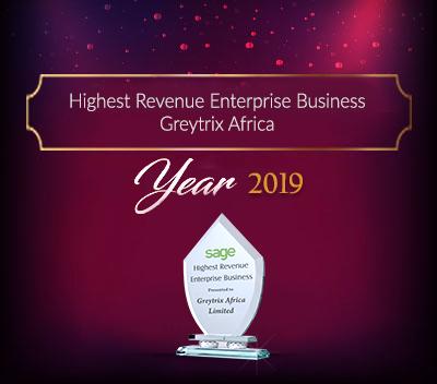 Greytrix Africa Highest Revenue