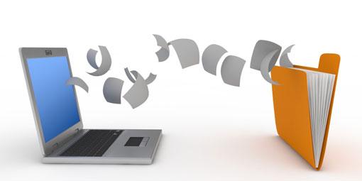 Greytrix Document Attachment Simplified Information Retrieval