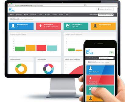 Pocket HRMS | Cloud Products | Sage ERP/CRM Services