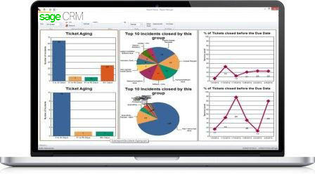 sage crm crystal reports