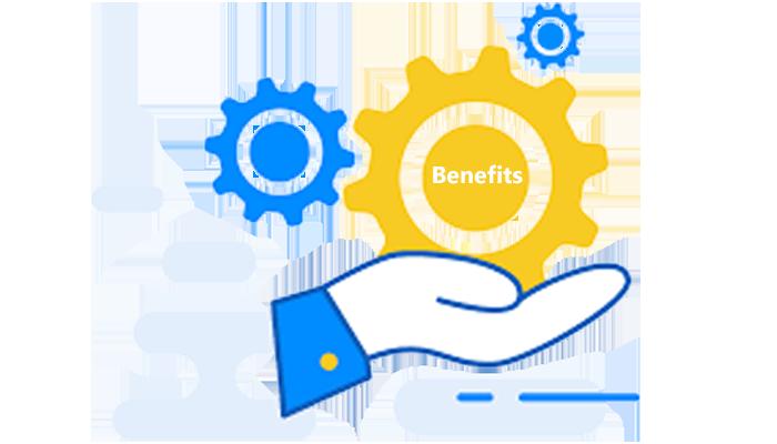 sales commission benefits