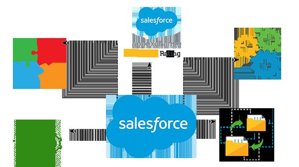 salesforce development service appexchange