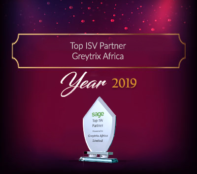 Greytrix Top ISV Partner