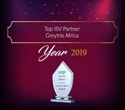 Greytrix Top ISV Partner