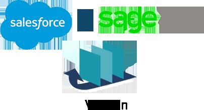 salesforce sage 300 version